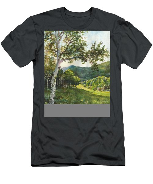 Field Of Light At Caribou Ranch Men's T-Shirt (Athletic Fit)