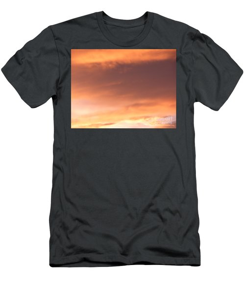 Fire Skyline Men's T-Shirt (Athletic Fit)