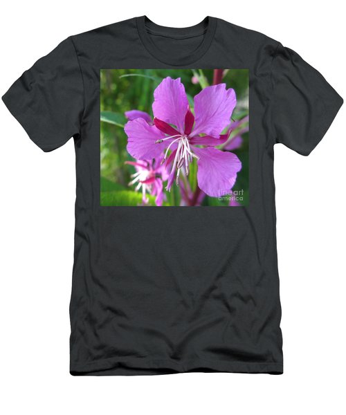 Fireweed 1 Men's T-Shirt (Athletic Fit)