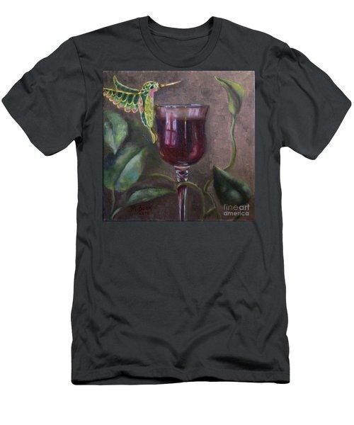 Flight Of Fancy Men's T-Shirt (Slim Fit) by Marlene Book