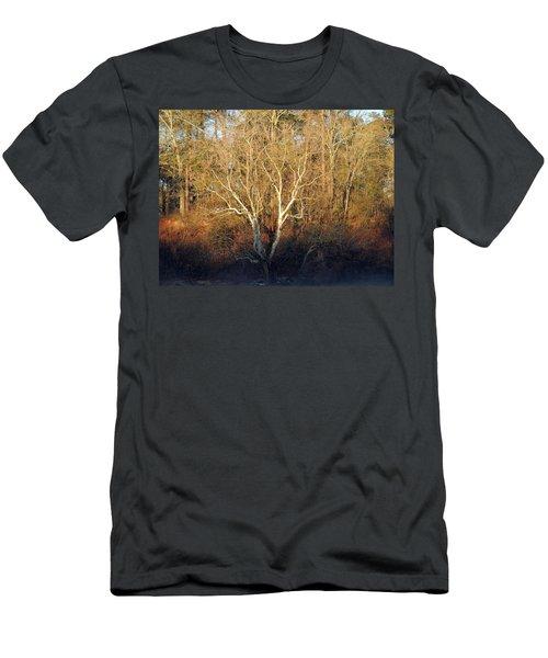 Flint River 16 Men's T-Shirt (Athletic Fit)
