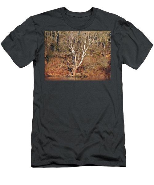 Flint River 25 Men's T-Shirt (Athletic Fit)