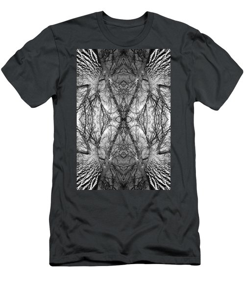Tree No. 7 Men's T-Shirt (Athletic Fit)