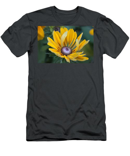 Floral 2 Men's T-Shirt (Athletic Fit)