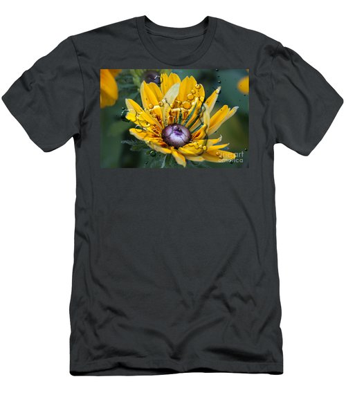 Floral 3 Men's T-Shirt (Athletic Fit)