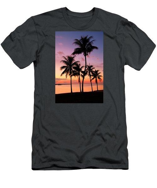 Florida Breeze Men's T-Shirt (Slim Fit) by Chad Dutson