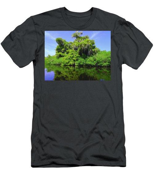 Florida Swamps Men's T-Shirt (Athletic Fit)