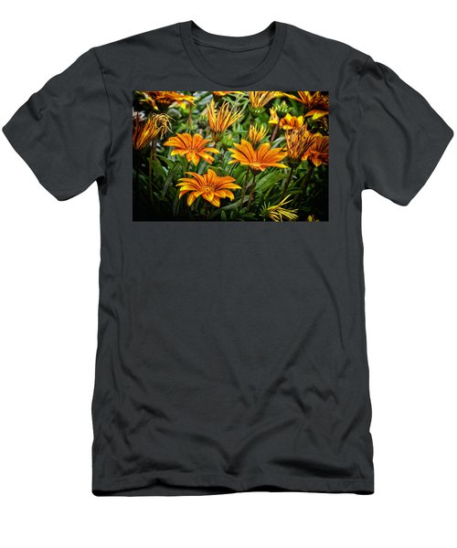 Flower Town Men's T-Shirt (Athletic Fit)