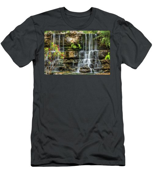 Flowing Falls Men's T-Shirt (Athletic Fit)