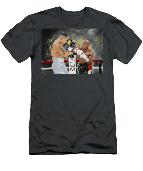 Floyd Mayweather Men's T-Shirt (Athletic Fit)