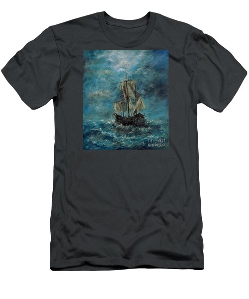 Flying Dutchman Men's T-Shirt (Athletic Fit)