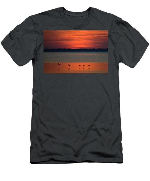 Flying North Men's T-Shirt (Athletic Fit)