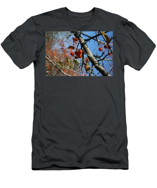 Men's T-Shirt (Slim Fit) featuring the photograph Focused by Neal Eslinger
