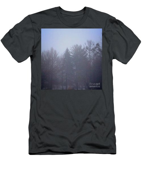 Fog And Mist Men's T-Shirt (Athletic Fit)