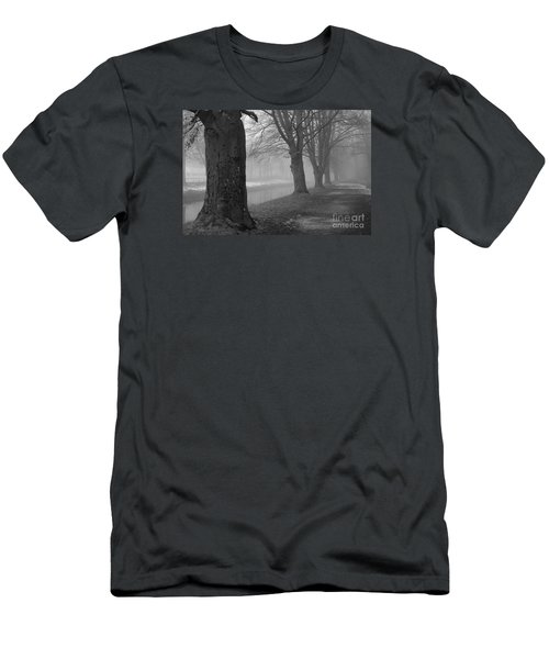 Foggy Day Men's T-Shirt (Athletic Fit)