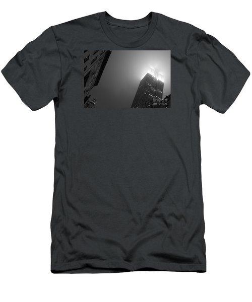 Foggy Empire Men's T-Shirt (Athletic Fit)