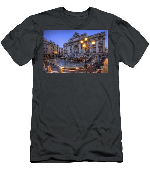 Fontana Di Trevi 3.0 Men's T-Shirt (Athletic Fit)