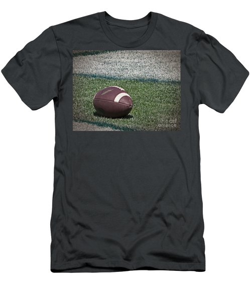 An American Football Men's T-Shirt (Athletic Fit)