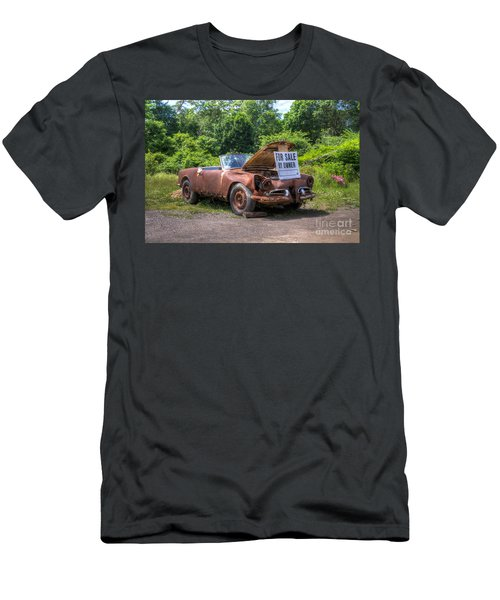 For Sale By Owner Men's T-Shirt (Athletic Fit)