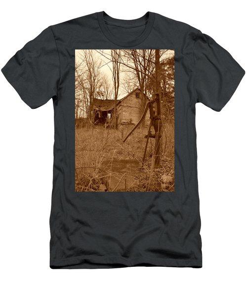Forgotten Farmhouse Men's T-Shirt (Athletic Fit)