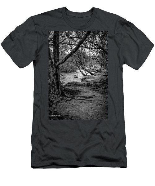 Forgotten Path Men's T-Shirt (Athletic Fit)