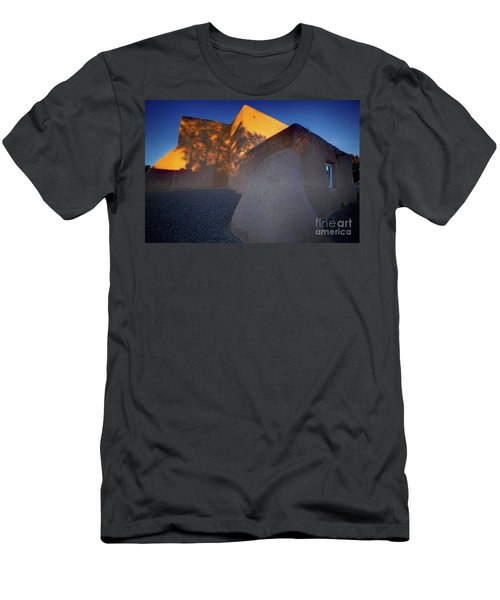 Form And Shadow--san Francisco De Asis - Color Men's T-Shirt (Athletic Fit)