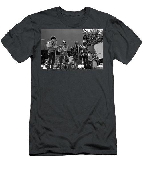 Four Flutes 2 Men's T-Shirt (Athletic Fit)