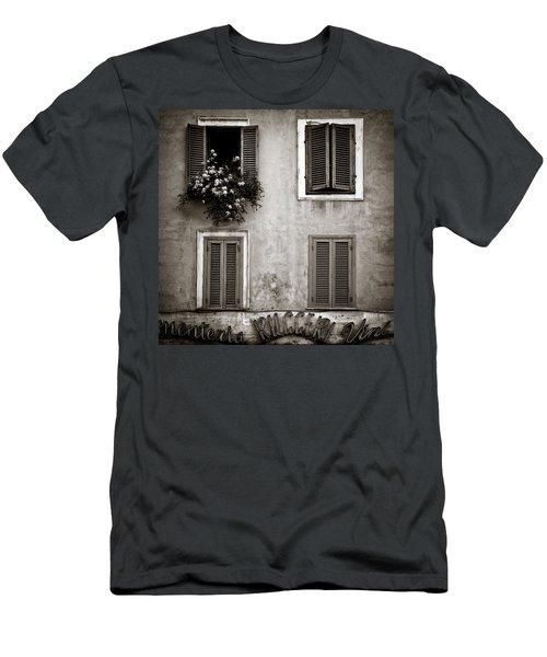 Four Windows Men's T-Shirt (Athletic Fit)