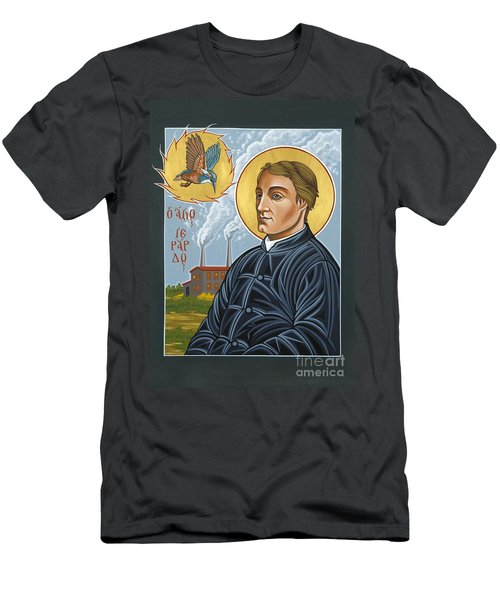 Fr. Gerard Manley Hopkins The Poet's Poet 144 Men's T-Shirt (Athletic Fit)