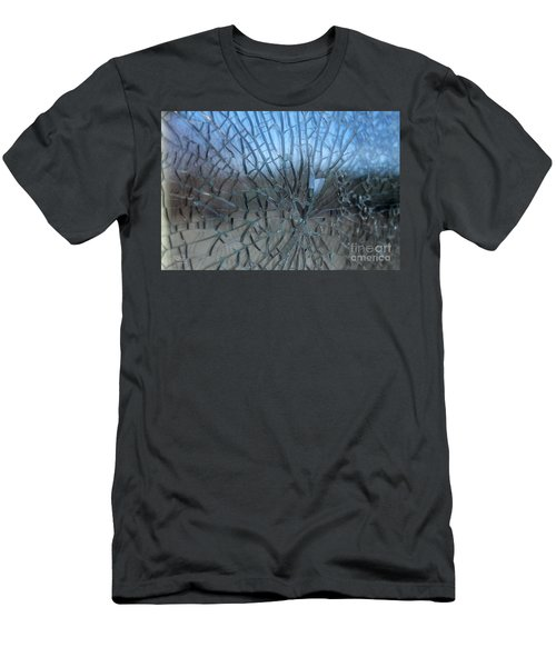 Fractured Heart Men's T-Shirt (Athletic Fit)