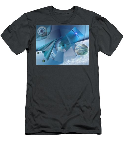 Interdimensional Men's T-Shirt (Athletic Fit)