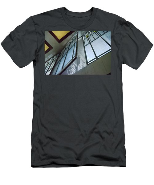 Frank Lloyd Wright's Open Window Men's T-Shirt (Athletic Fit)