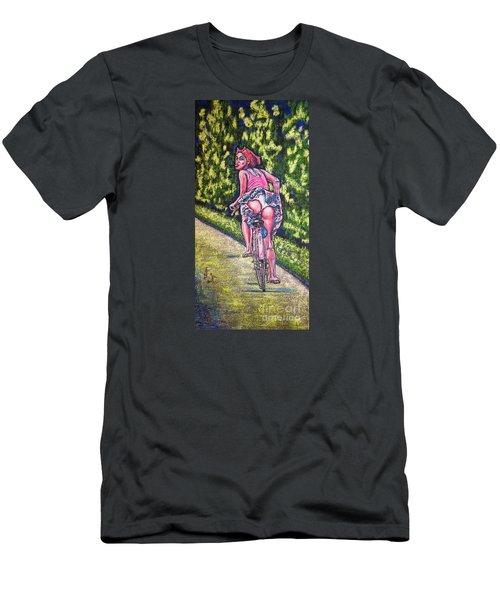 Free Men's T-Shirt (Athletic Fit)