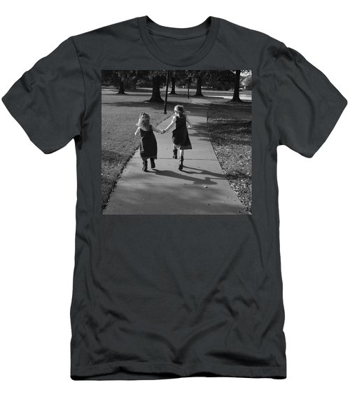Friends Forever Men's T-Shirt (Athletic Fit)