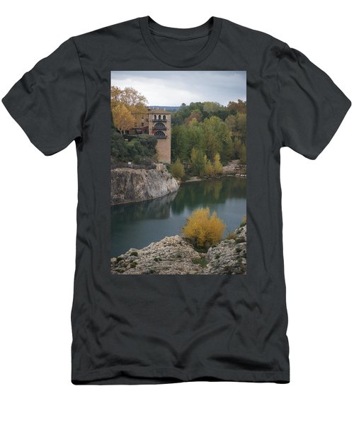 From Pont Du Gard Men's T-Shirt (Athletic Fit)