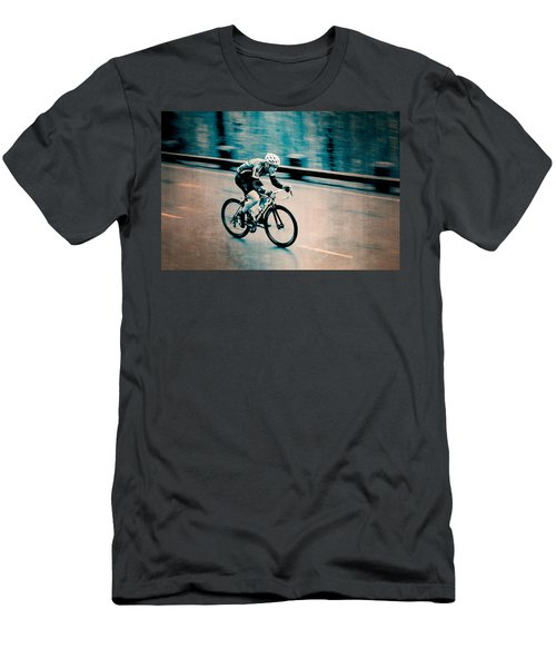 Men's T-Shirt (Slim Fit) featuring the photograph Full Speed Ahead by Ari Salmela