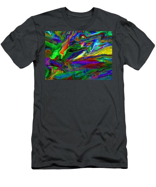 Galactic Storm Men's T-Shirt (Athletic Fit)