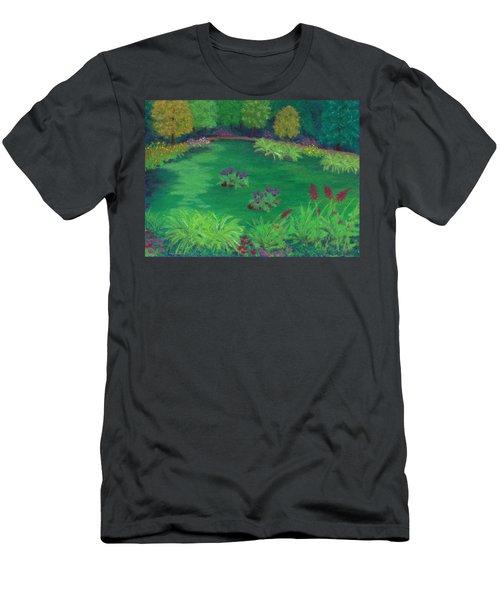 Garden In The Woods Men's T-Shirt (Athletic Fit)