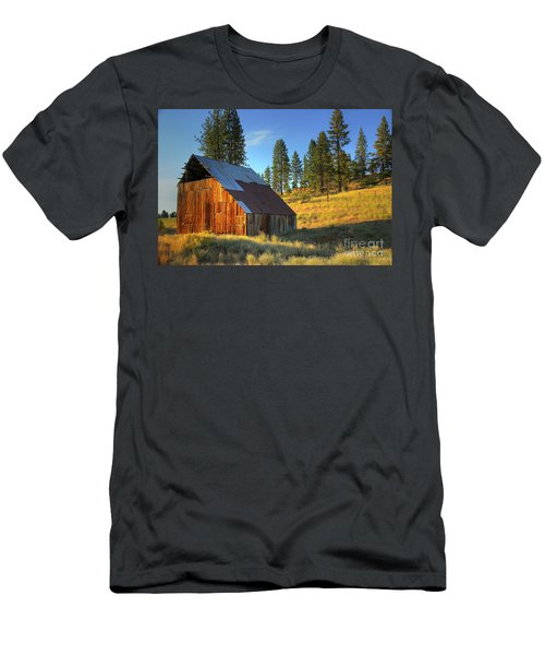 Garden Valley Barn Men's T-Shirt (Athletic Fit)