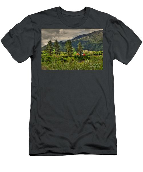 Garden Valley Men's T-Shirt (Athletic Fit)