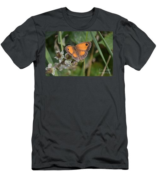 Gatekeeper Butteryfly Men's T-Shirt (Athletic Fit)