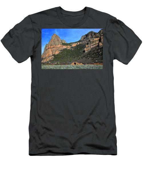 Gateway Canyon Men's T-Shirt (Athletic Fit)