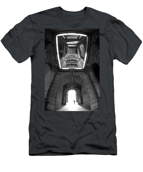 Gateway To A Forgotten Land Men's T-Shirt (Athletic Fit)