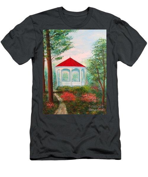 Gazebo Dream Men's T-Shirt (Athletic Fit)