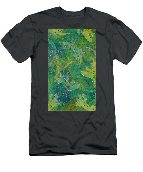 Gecko Magic Men's T-Shirt (Athletic Fit)