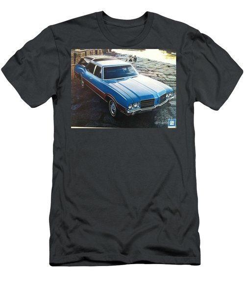 General Motors Posters Men's T-Shirt (Athletic Fit)