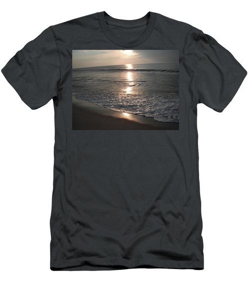 Ocean - Gentle Morning Waves Men's T-Shirt (Athletic Fit)