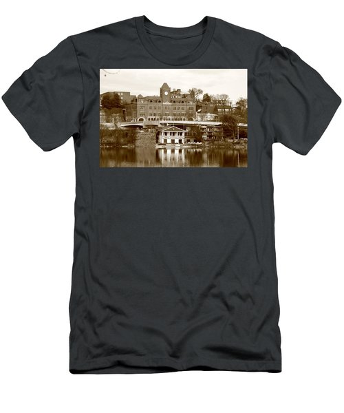 Georgetown Men's T-Shirt (Athletic Fit)