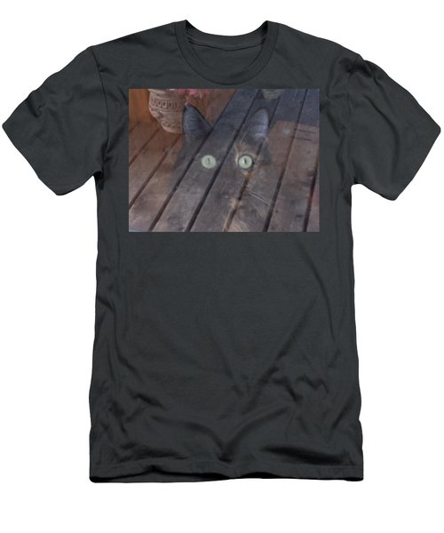 Ghostly Men's T-Shirt (Athletic Fit)