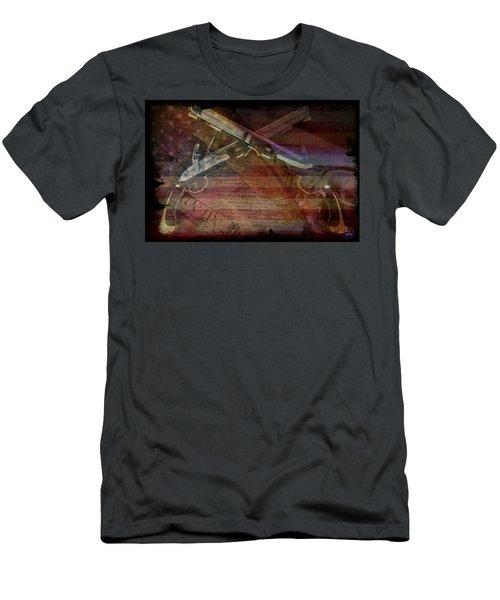 Gimme Back My Bullets Men's T-Shirt (Athletic Fit)